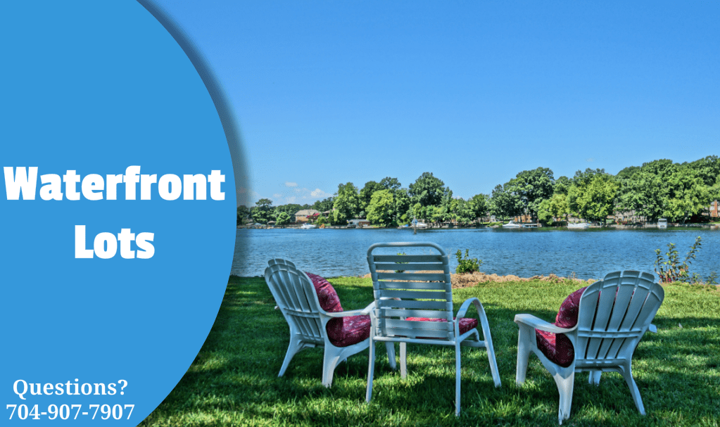 Lake Norman Waterfront Land For Sale