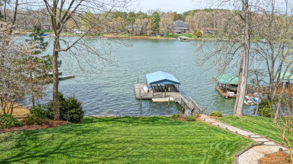 SOLD - Just Listed: Mooresville Waterfront Home For Sale On Lake Norman