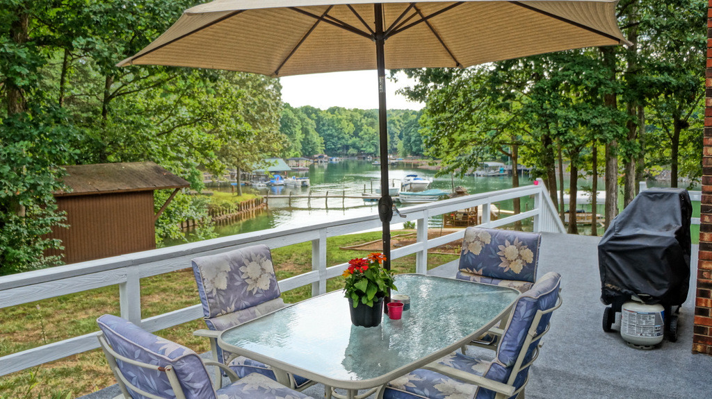 SOLD - Lake Norman Waterfront Home With New Roof & Price
