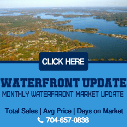 Lake Norman Waterfront Real Estate Market Update