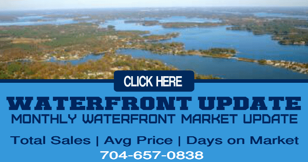 Lake Norman Waterfront Real Estate Update August 2019